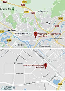 Locatie AVN -Klik voor Google Maps